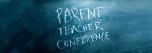 Fall Parent Teacher Conferences - School Closed