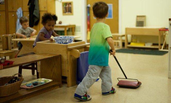 Montessori radmoor